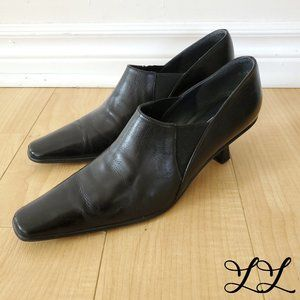 Mr. Seymour Stuart Weitzman Shoes Heels Black